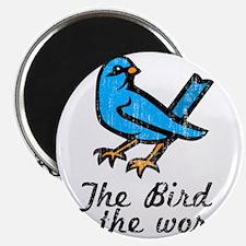 Bird Word Magnet