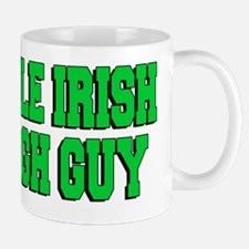 Little Irish Tough Guy Shirt Mug