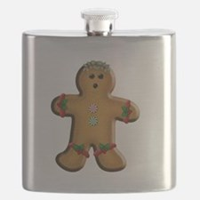 Cookie in the Oven Flask