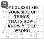 women are wrong Puzzle