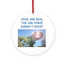 ufo joke Ornament (Round)