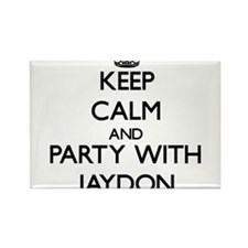 Keep Calm and Party with Jaydon Magnets