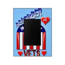 Remember Our Vets PosterP Picture Frame