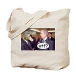 Bush WTF? Tote Bag