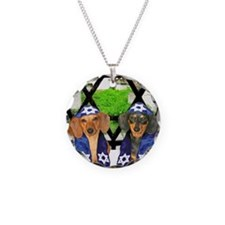 tiger and lily jewish12x16 Necklace