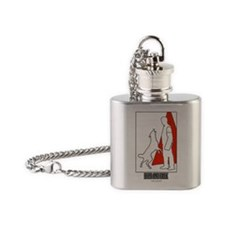 aidan Flask Necklace