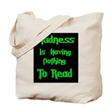 Madness Blanket Tote Bag