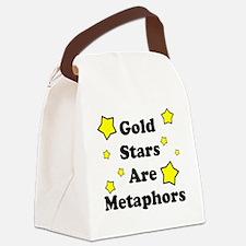 Metaphors.eps Canvas Lunch Bag