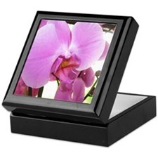Orchid (14) Keepsake Box