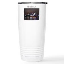 CINNCINATI ohio gifts Travel Mug