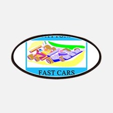 daytone beach fast cars fast women Patches
