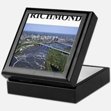 richmond virginia gifts Keepsake Box