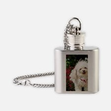 Copper Mountain Resort. A teacup po Flask Necklace