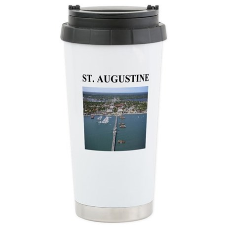 st augustine florida gifts Stainless Steel Travel