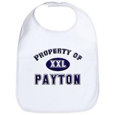 Property of payton Bib
