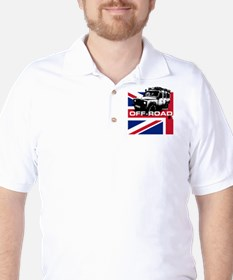 auto-land-rover-uk-004cp T-Shirt