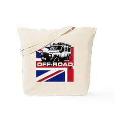 auto-land-rover-uk-004cp Tote Bag