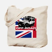 auto-land-rover-uk-004cp Tote Bag