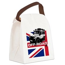 auto-land-rover-uk-004cp Canvas Lunch Bag