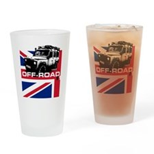 auto-land-rover-uk-004cp Drinking Glass
