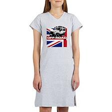 auto-land-rover-uk-004cp Women's Nightshirt