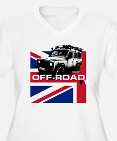 auto-land-rover-u T-Shirt