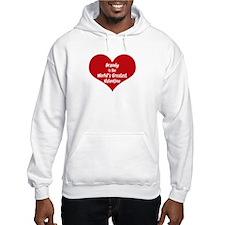 Greatest Valentine: Brandy Hoodie Sweatshirt