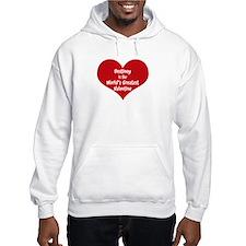 Greatest Valentine: Destiney Hoodie Sweatshirt