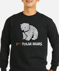 I Love Polar Bears T