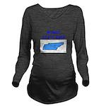 TENN.png Long Sleeve Maternity T-Shirt