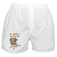 my-daddy-loves-me Boxer Shorts