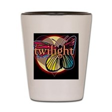 twilight butterfly iphone copy Shot Glass