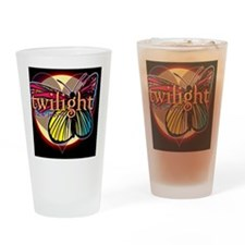 twilight butterfly iphone copy Drinking Glass