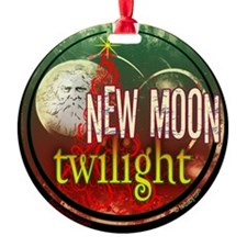 twilight santa iphone copy Ornament