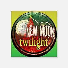 "twilight santa iphone copy Square Sticker 3"" x 3"""