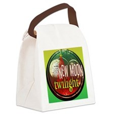 twilight santa iphone copy Canvas Lunch Bag