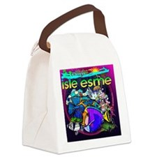 isle esme iphone copy Canvas Lunch Bag