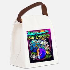 isle esme iphone copy Canvas Lunch Bag
