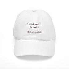 Start a Revolution! Baseball Cap