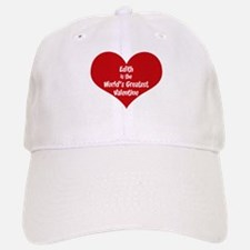 Greatest Valentine: Edith Baseball Baseball Cap