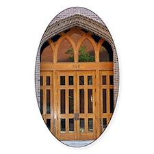 Doorway jrnl Decal