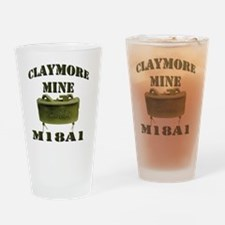 claymore Drinking Glass