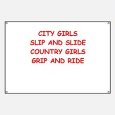 country girls Banner