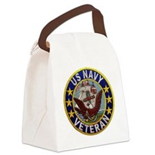 vietnam_4x4_pocket Canvas Lunch Bag
