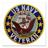 Us navy Car Magnets