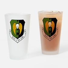 5th Bomb Wing - KIAI O KA LEWA - Bl Drinking Glass