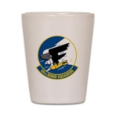 69th Bomb Squadron Shot Glass