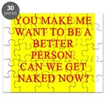 get naked Puzzle