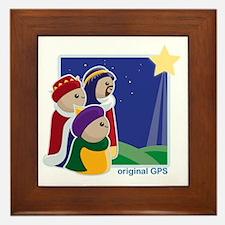original-gps Framed Tile