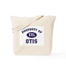 Property of otis Tote Bag